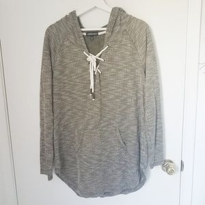 Inspired Hearts hooded pullover 1X